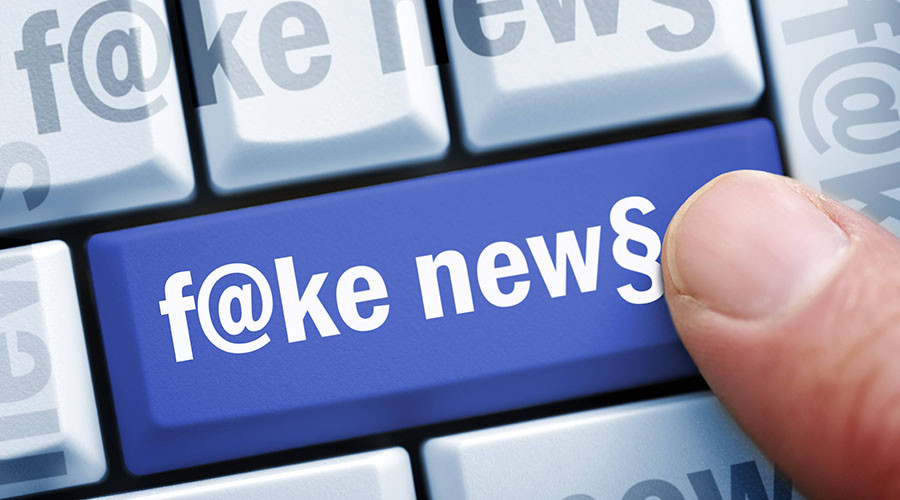 Google, Facebook purge fake news sites