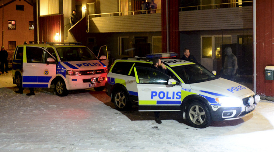 Swedish Police defuse bomb planted in refugee camp housing 140 people