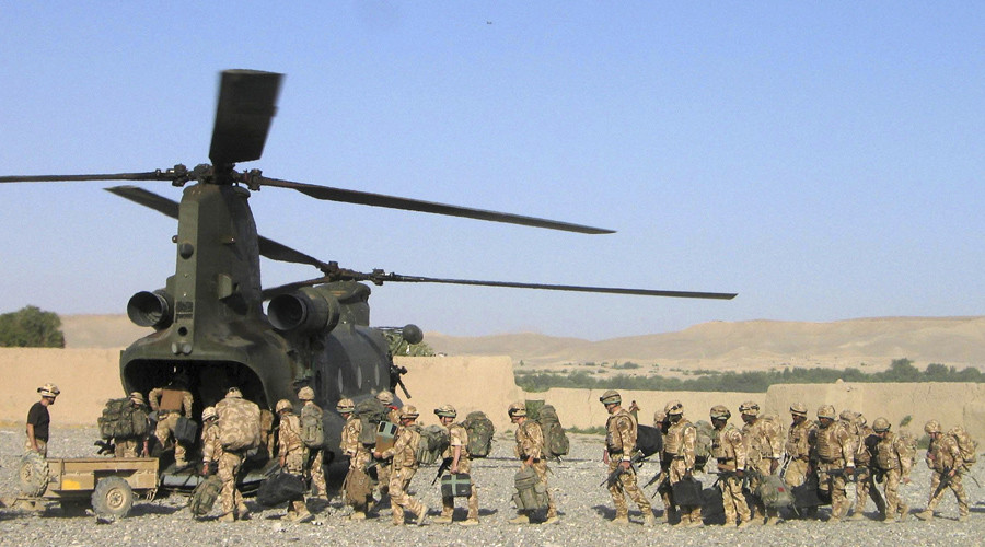 Give war a chance: Murdered MP's report backs UK military intervention