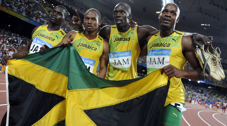 Jamaica considers appeal after Bolt & relay teammates stripped of Beijing gold