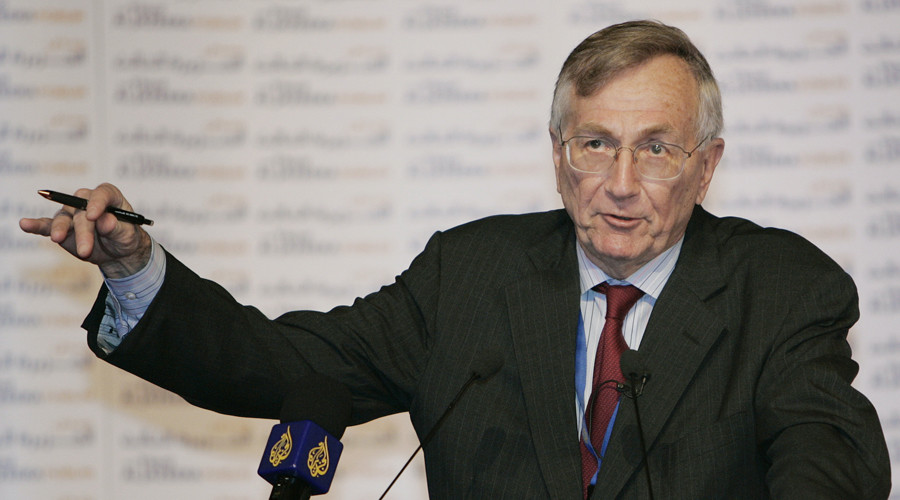 'Outrageous': Journalist Seymour Hersh blasts media over 'Russian hacking' stories