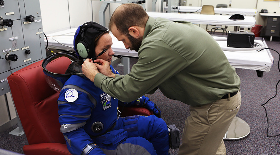 Have spacesuit, will travel: NASA unveils new astronaut outfit