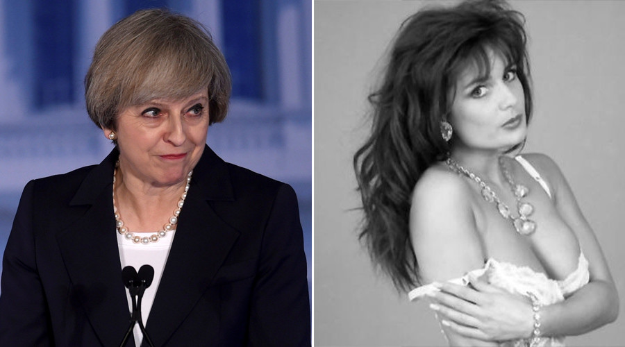 Did the White House just mistake British PM for porn star 'Teresa May'?