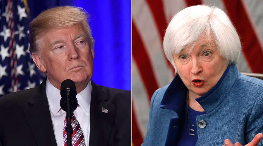 Battle of Titans: Showdown looming between Donald Trump & US Central Bank