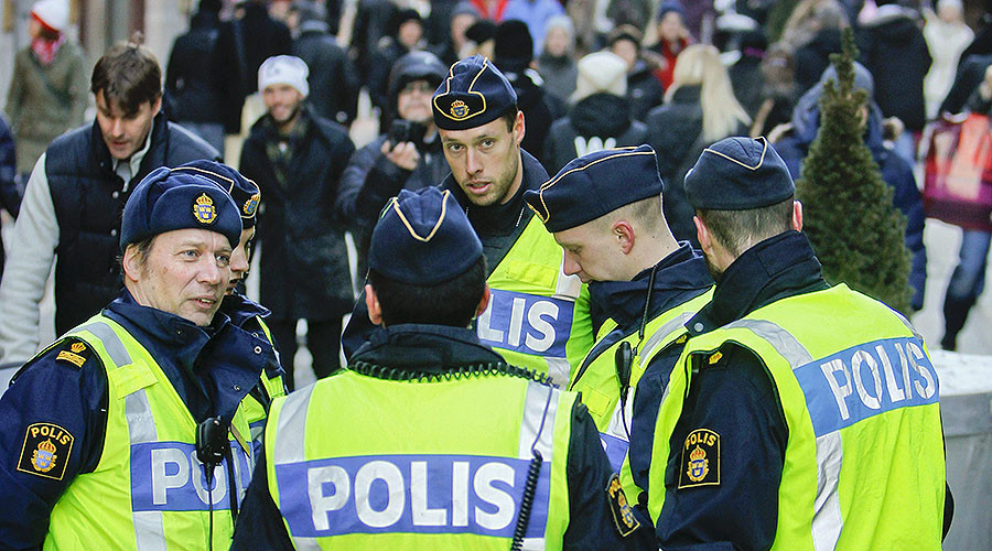 Police in Swedish city appeal for public help amid 'upward spiral of violence'