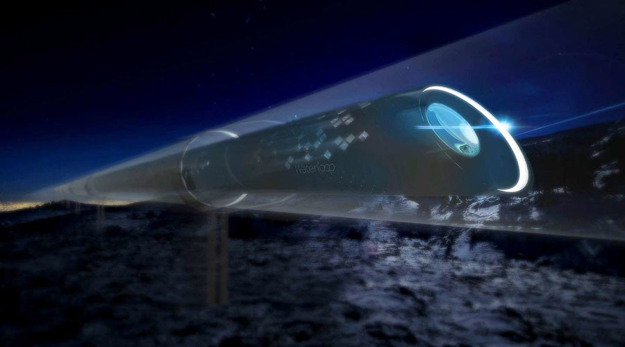 SpaceX HQ hosts Hyperloop pod race on vacuum track this weekend (PHOTOS, VIDEOS)