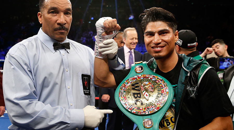 'That's how you make a statement': Mikey Garcia steals show with KO-of-year contender