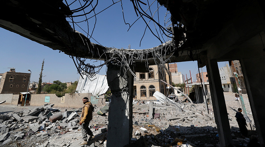 'No legitimate military objectives': UN panel finds Saudi strikes in Yemen may amount to war crimes