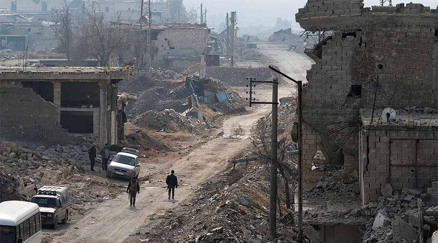 'Syria safe zones is a game-changer, bad news for ISIS'