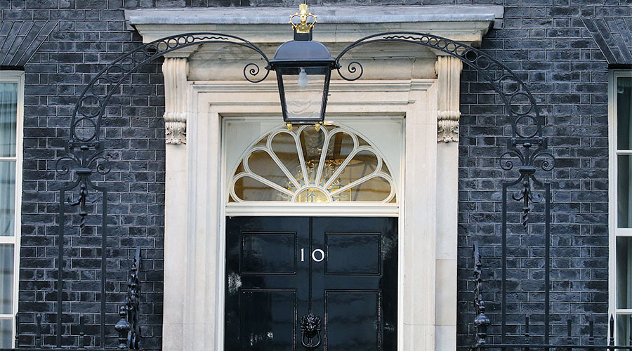 Downing Street insists British dual nationals will not be affected by Trump's travel ban
