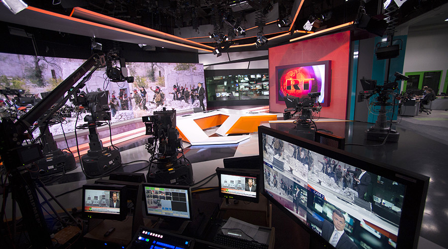Russia to take tit-for-tat measures if MSM acts to limit RT broadcast in US – telecom watchdog