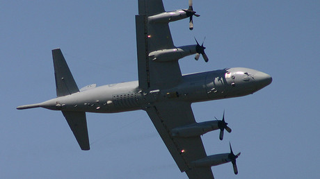 South Korean military plane accidentally drops anti-ship missiles into sea