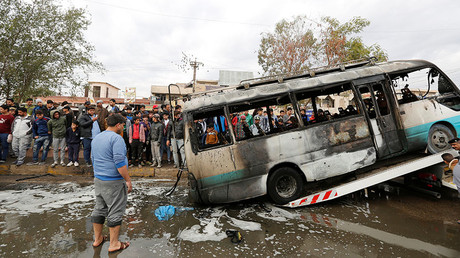At least 36 killed, 52 wounded as blast hits Sadr City area of Baghdad – media citing police