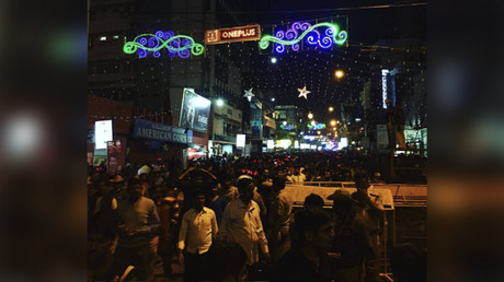 NYE 'mass molestation' in Bangalore as police heavily outnumbered - reports