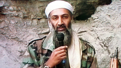 Osama bin Laden. © Al-Jazeera / Global Look Press