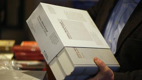 Hitler's 'Mein Kampf' becomes bestseller in Germany, 85K copies sold in 2016