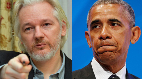 WikiLeaks offers $20k reward to prevent Obama govt 'destroying US history'