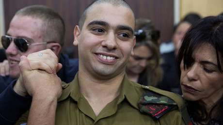 Netanyahu calls for pardon of Israeli soldier convicted of manslaughter