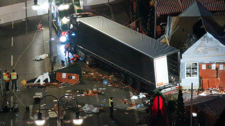 Truck used in Berlin Christmas market attack may become museum piece