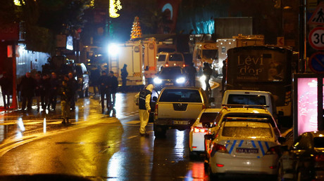 Istanbul club gunman 'probably of Uighur origin', location known - Deputy PM