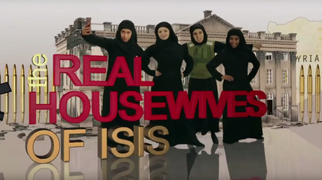 Is the BBC's 'Real Housewives of ISIS' comedy sketch in poor taste?