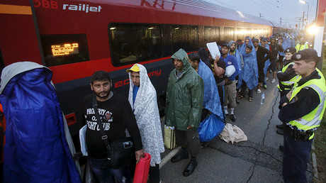 Austrian defense minister eyes 'protective zones' to rid EU of illegal migrants