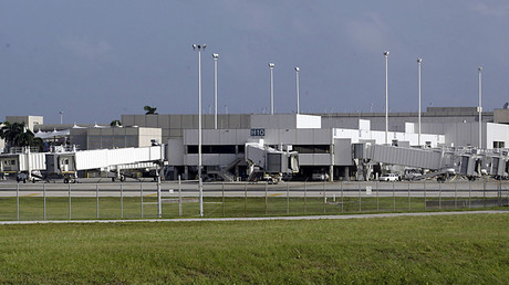FILE PHOTO: Ft. Lauderdale International Airport in Ft. Lauderdale, Florida © Jon Way
