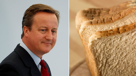 Cameron had crusts cut off his toast for him, Tory MP claims