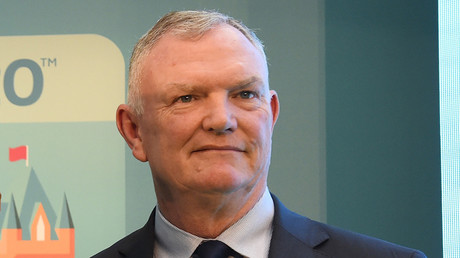 English Football Association Chairman Greg Clarke © Tony O'Brien