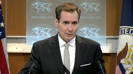 U.S. State Department spokesman John Kirby © Reuters