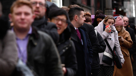 Immigrants should be taught to queue properly, says British dame