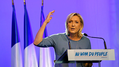 France's Le Pen wants repatriation of car plants a-la Trump