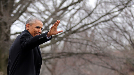 U.S. President Barack Obama © Carlos Barria / Reuters