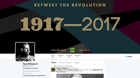 Retweet the Revolution: What if Twitter existed 100 years ago? (VIDEO)