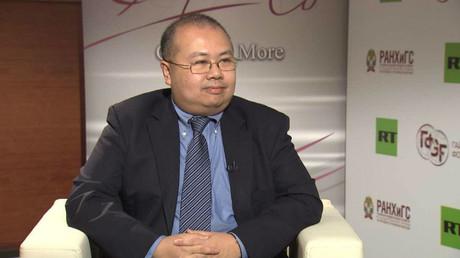 Ho-Fung Hung  - professor at Johns Hopkins University, author of 'The China Boom'