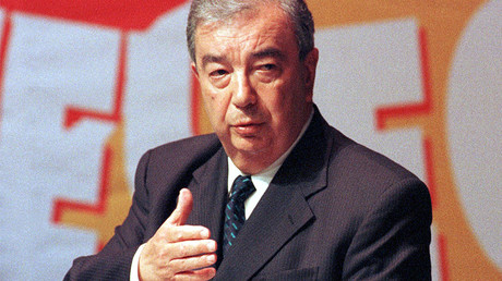 File photo: Former Russian Prime Minister Yevgeny Primakov © Reuters