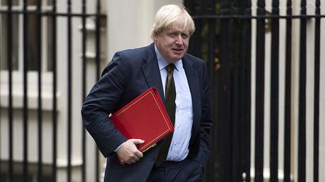 Boris Johnson, Secretary of State for Foreign Affairs © Ben Stevens