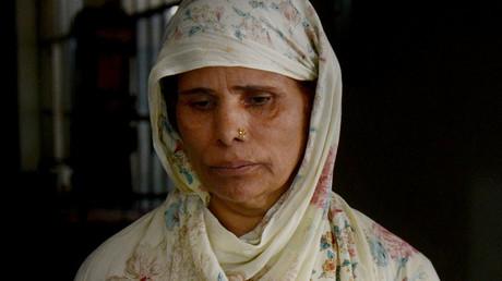 Perveen Rafique © Rana Sajid Hussain / Global Look Press via ZUMA Press