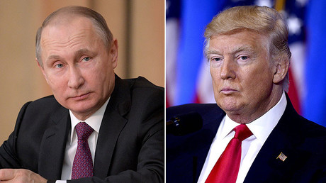 'Worse than prostitutes': Putin slams those behind Trump 'leak'