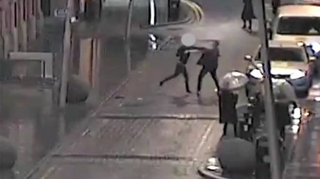 UK: 5 shocking moments caught on CCTV in 2017 (VIDEO)