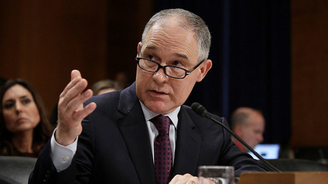 Trump's nominee to lead EPA says human impact on climate change up for debate