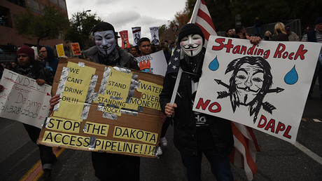 Army Corps starts Dakota Access Pipeline environmental study