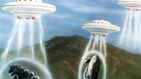 UFO sightings & psychic powers revealed in newly released CIA docs