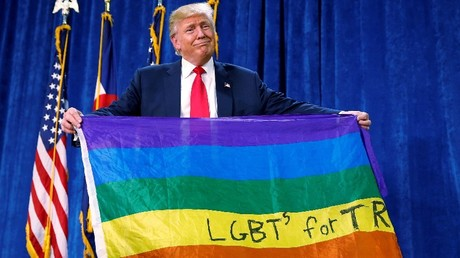 Were 'LGBT' & 'climate change' really removed from Trump's White House website?