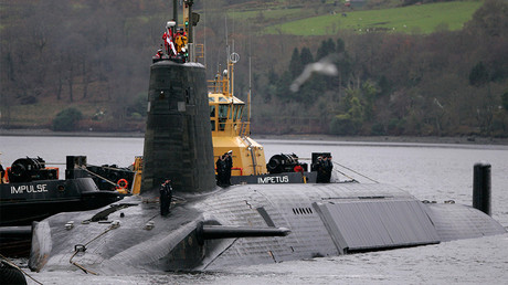 Whitehall covered up 1st-time failure of Trident ballistic missile test near US coast – report