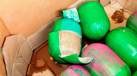 3,000 pounds of pot disguised as watermelons seized in fruit shipment
