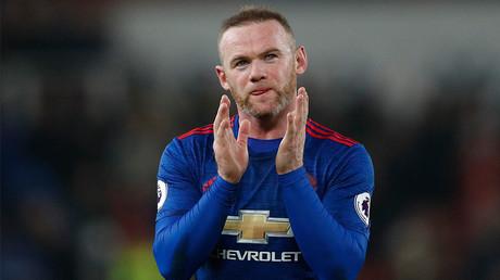 Manchester United's Wayne Rooney © Darren Staples