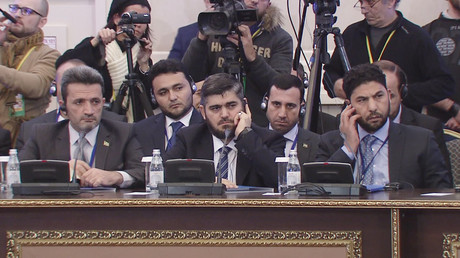 'Astana peace talks: Syrian govt & armed opposition at same table breakthrough'