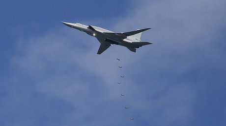 FILE PHOTO: Tu-22M3 bomber © Maxim Shemetov