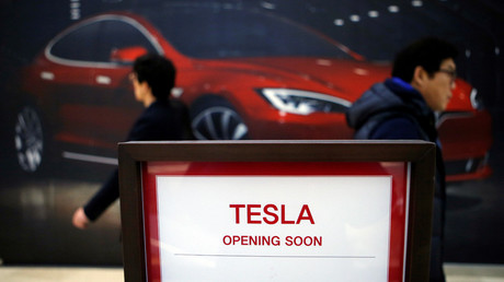 Tesla sues former director over alleged theft of company secrets
